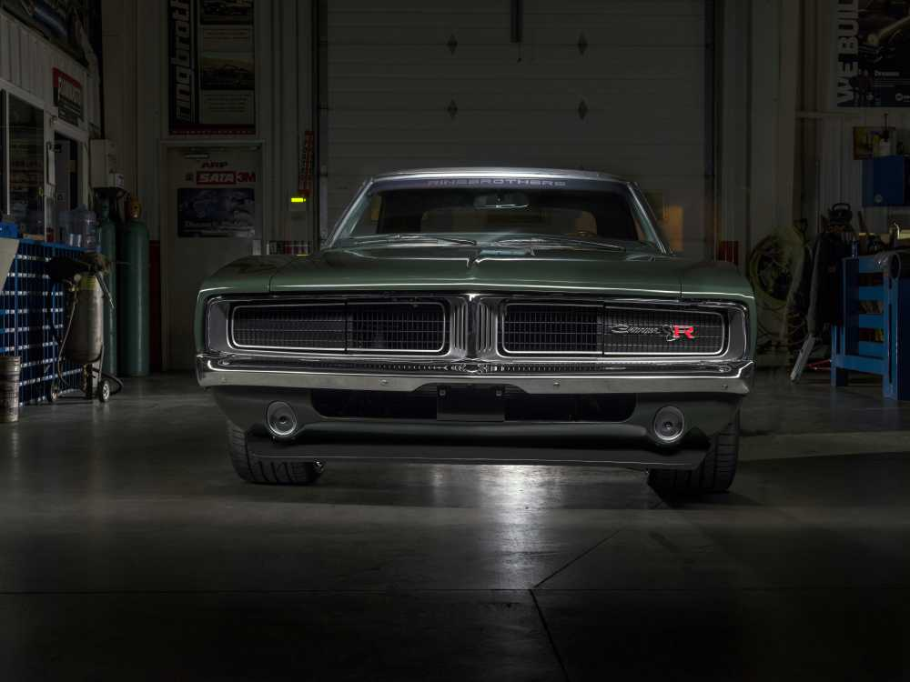 1969 Ringbrothers Dodge Charger Defector