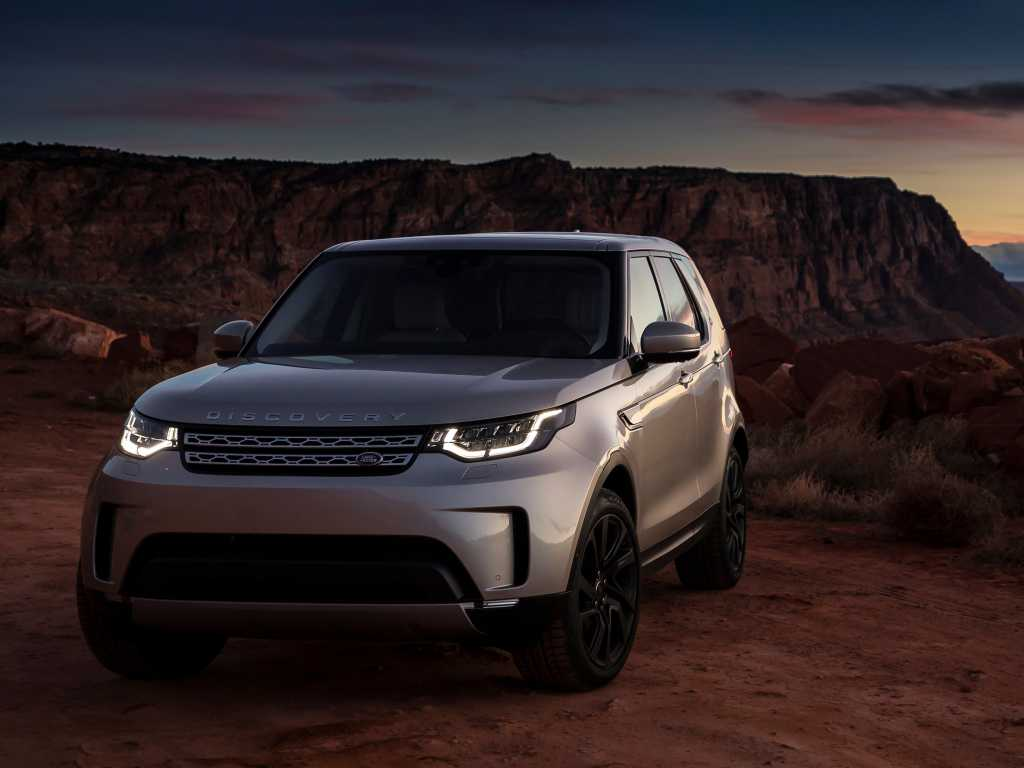 2017 Land Rover Discovery Sd4 4k