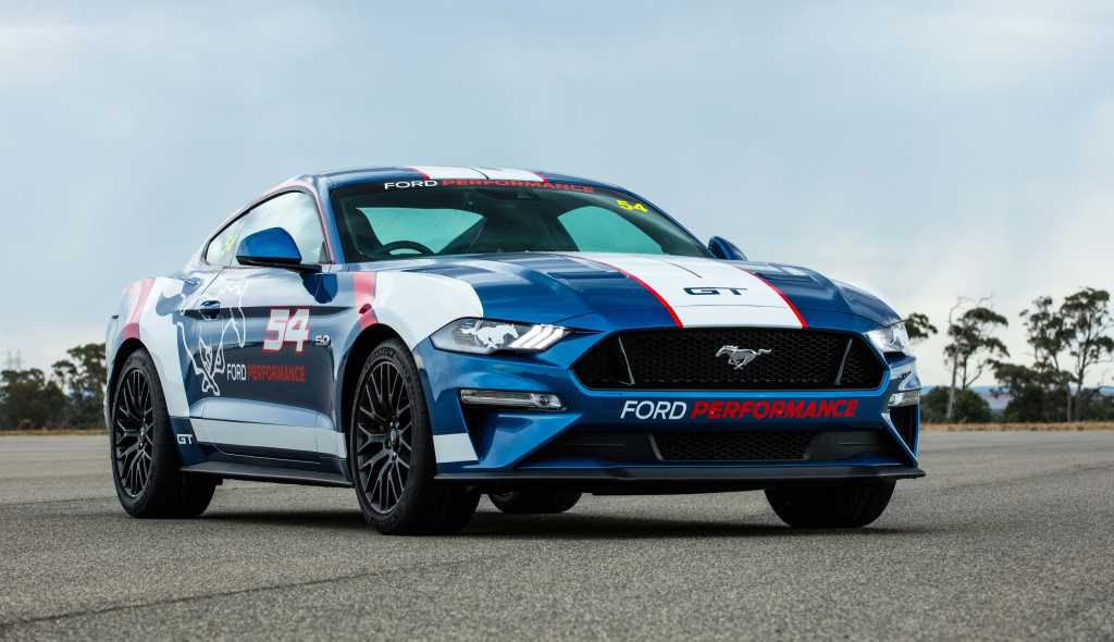 2018 Ford Mustang Gt Fastback 4k