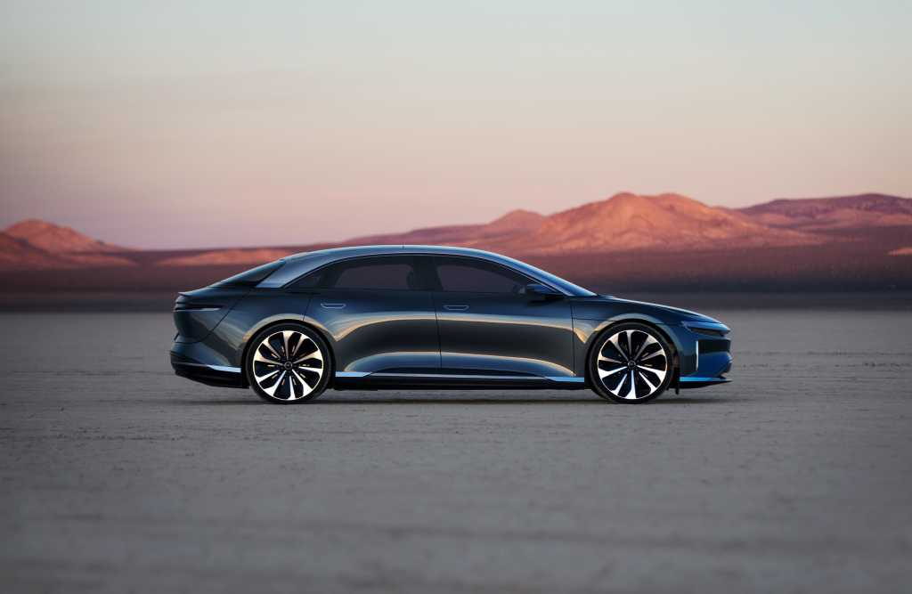 2018 Lucid Air Launch Edition Prototype