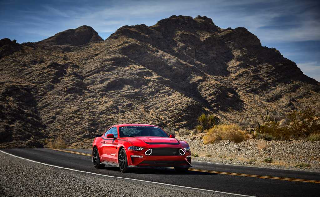2019 Ford Series 1 Mustang Rtr 4k